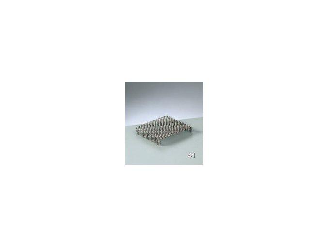 Vypalovací síto-podložka  80x70 mm