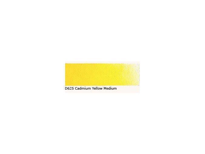 D 625 Cadmium Yellow Medium  60 ml