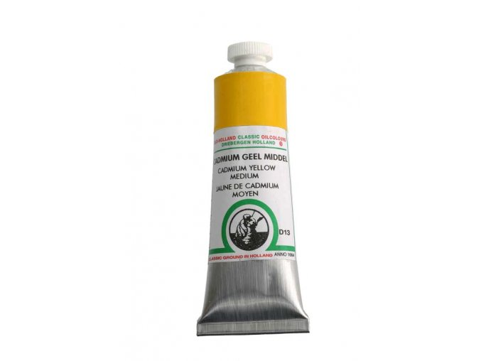 D13 Cadmium yellow medium  40 ml