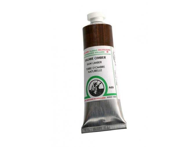 A69 Raw umber 40 ml