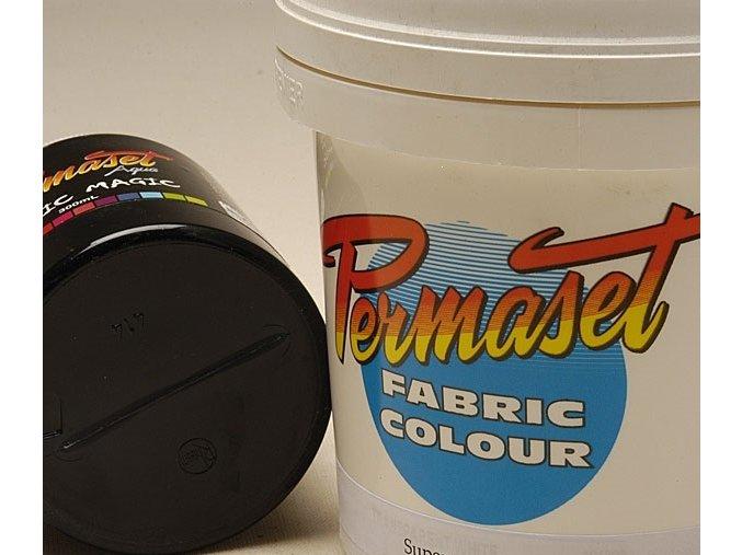 Permaset-silně krycí 4L černá