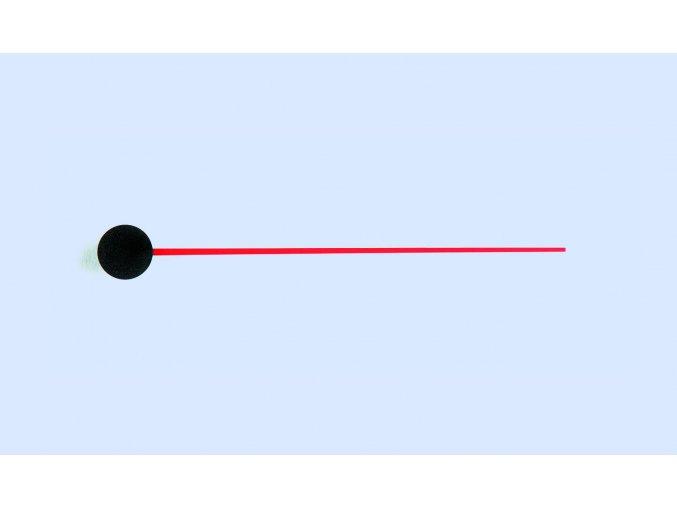 Sekundová ručička kovová 80mm 6.2701.120