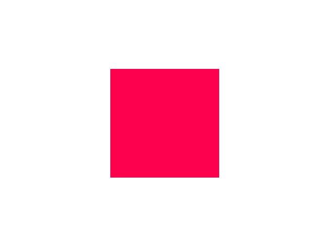 FolkArt akryl 59ml - červená 6000932