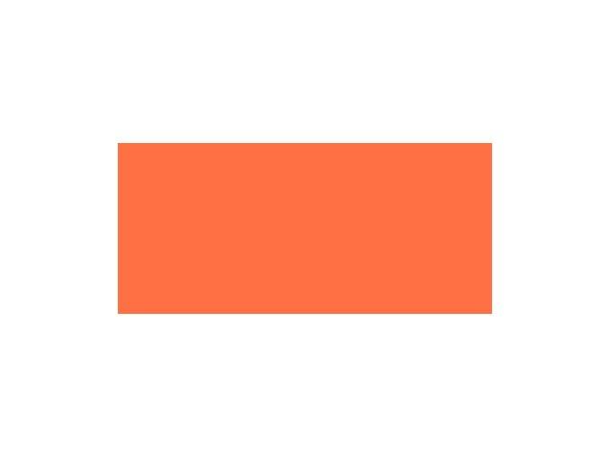 Permaset Glow  zářící oranžová 1L