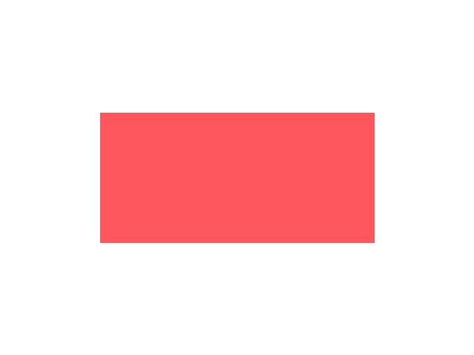 Permaset Glow  zářící červená 1L