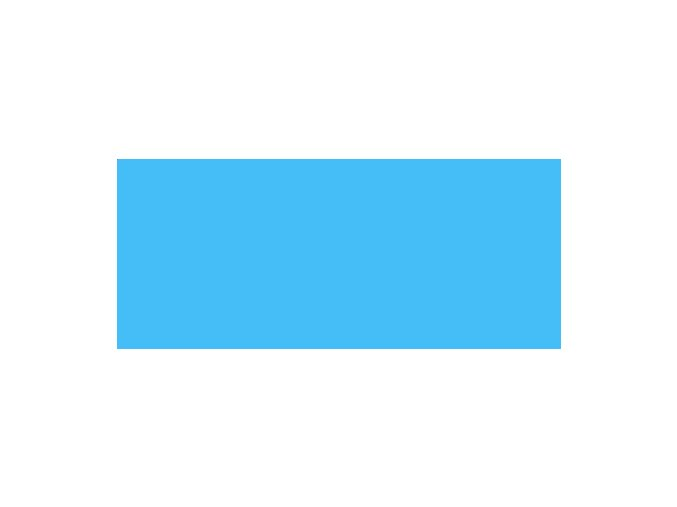 Permaset Glow SC  zářící modrá 1L