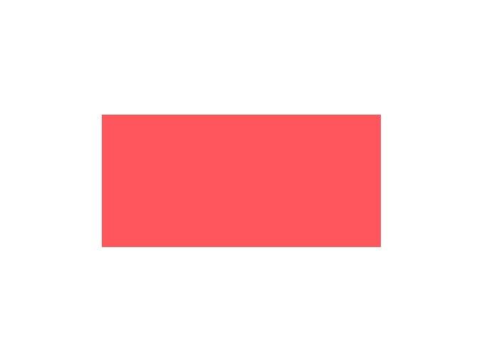 Permaset Glow SC  zářící červená 1L