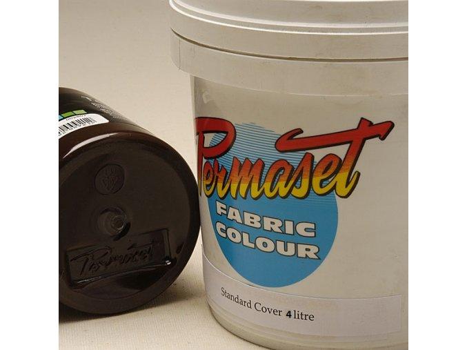 Permaset-standard 4L tmavě hnědá