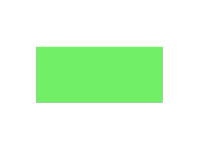 Permaset Glow  zářicí zelená 4L