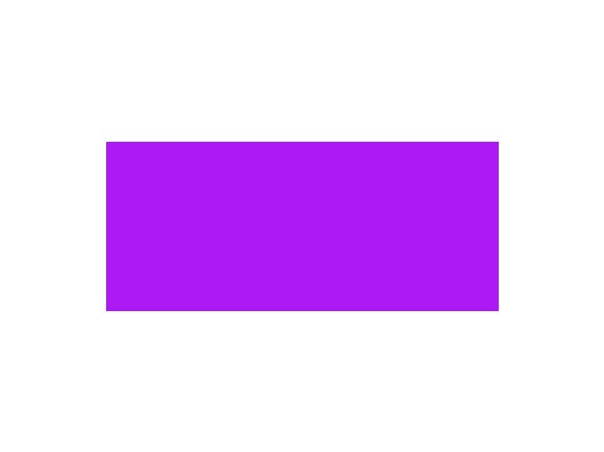 Permaset Glow  zářicí fialová 4L