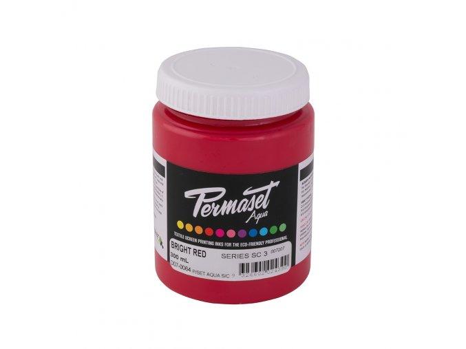 Permaset-standard 300ml jasně červená