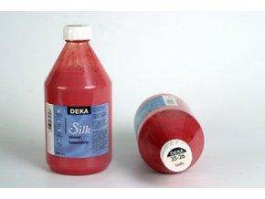Barva na hedvábí Deka Silk 35-26 lososová 500 ml