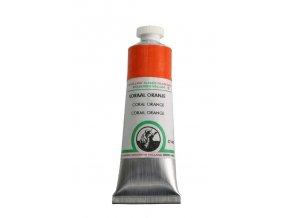 C145 Coral orange 40 ml