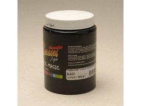 Permaset-silně krycí 300ml černá