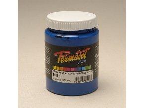 Permaset-silně krycí 300ml modrá B