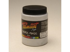 Permaset-metallic 300ml perleť.bílá