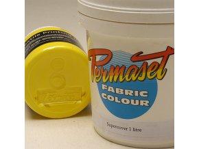 Permaset-silně krycí 1L stř.žlutá