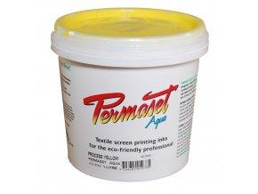 Permaset-Process CMYK 1L žlutá