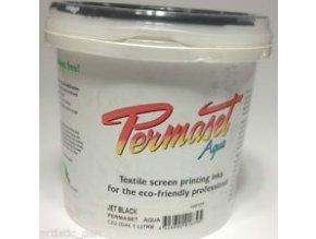 Permaset-Process CMYK 4L černá