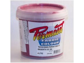 Permaset-Process CMYK 4L magenta