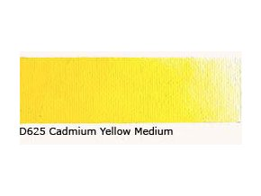 D 625 Cadmium Yellow Medium  60 ml