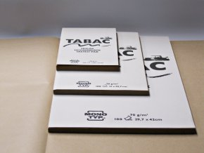Skicák TABAC A4
