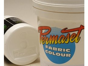 Permaset-silně krycí bílá 15L