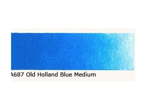 A 687 Old Holland Blue Medium  60 ml