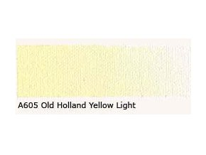 A 605 Old Holland Yellow light  60 ml