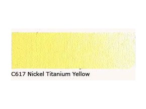 C 617 Nickel titanium yellow 60 ml