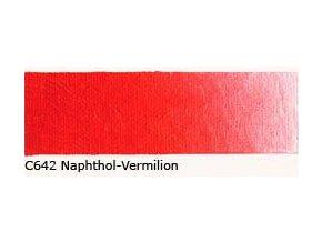 C 642 Naphthol vermilion 60 ml