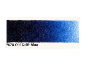 E 670 Old Delft Blue 60 ml