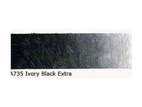 A 735 Ivory Black extra 60 ml