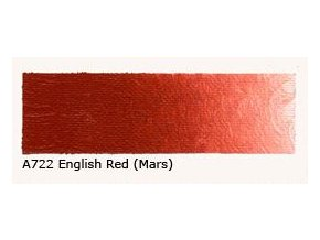 A 722 English red (mars) 60 ml