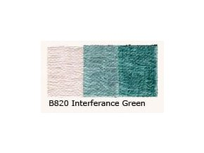 B 820 Interference green 60 ml