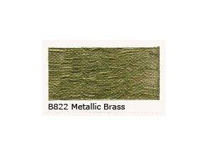 B 822 Metal brass 60 ml