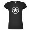 Dámské army tričko - US Army Star
