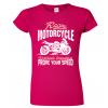 Dámské motorkářské tričko