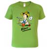 Tričko pro zahradníka - Nejlepší zahradník