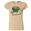 Tričko pro zahradnici - Moje zahrada jen kvete
