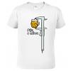 Pivní tričko - Piju s mírou - šuplera