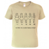 srandovní tričko pro pivaře