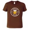 Tričko s pivním potiskem