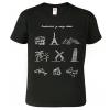 Tričko pro cestovatele  - Cestovatelské symboly