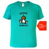 Tričko pro houbaře Houbař3