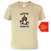 Tričko pro houbaře Houbař2