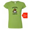 Dámské houbařské tričko 3