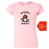 Dámské houbařské tričko 1