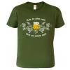 Tričko pro pivaře - Kde se pivo vaří, tam se dobře daří