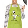 Vtipná zástěra na vaření -  zástěra pro muže